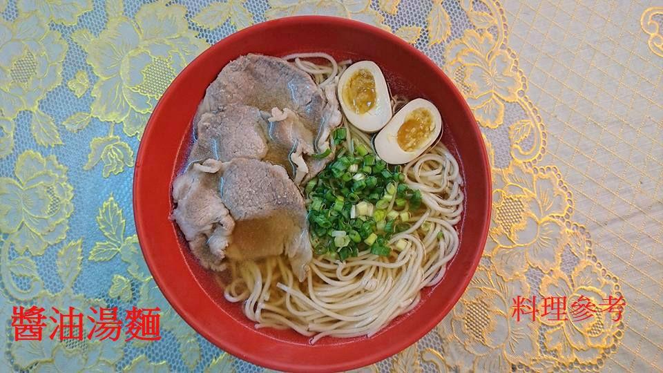 日曬麵-丁  醬油 湯麵    4包入/1組