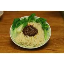 日曬麵-丁 滷肉醬麵+海帶芽調理湯包 163公克/包 5包入/1組